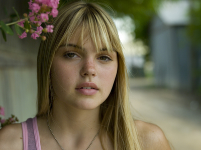 what is aimee teegarden's character's name in fnl ?