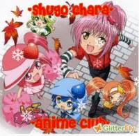 What is the name of Amus 4. shugo chara