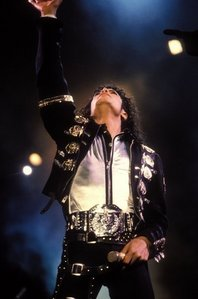 """When I saw him sposta I was mesmerized"". Who Michael is talking about ?"