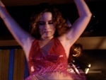 "In the episode ""Coyote Piper"" in Charmed, who is taught the choreography to Holly?"