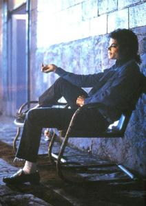 """Michael Jacksons which sister played in """"The way te make me feel"""" video?"""