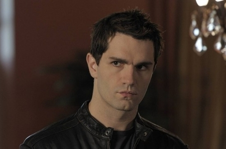 "What paranormal creature is Sam Witwer's character ""Aidan"" in BEING HUMAN?"