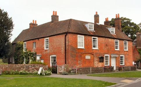 It is Jane's house in ...