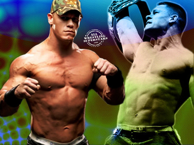 true or false: john cena is right handed