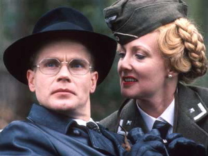 Herr Flick was played by how many actors?