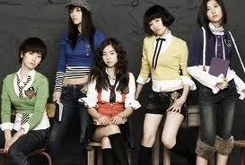Who is the former member of Wonder Girls who is now member of 4 Minute?«««