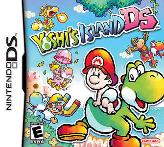 Game Score - Yoshi's Island DS was given a/an ______ by GameSpot