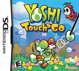 Game Score - Yoshi Touch&Go was given a/an ______ by GameSpot