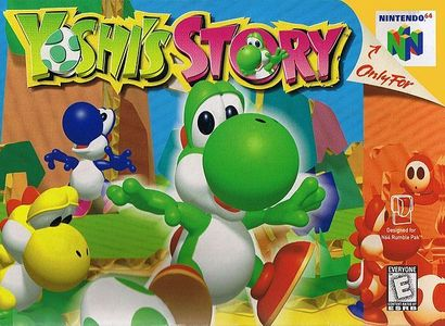 Game Score - Yoshi's Story was given a/an ______ by GameSpot