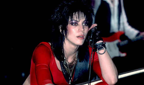 Joan Jett got her first guitar at what age?