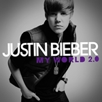 what year did justin realease his album my world 2.0