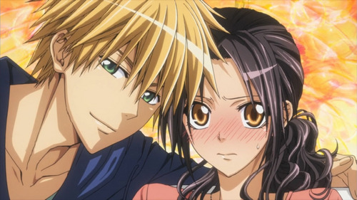 when did misaki said she loved usui?