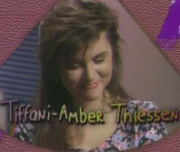Where Was Tiffani-Amber Born?