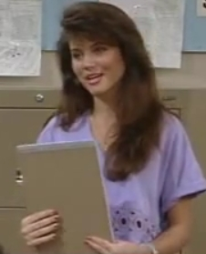 In Saved By The Bell Tiffani Played the Role Kelly.What Was Kelly's last name?