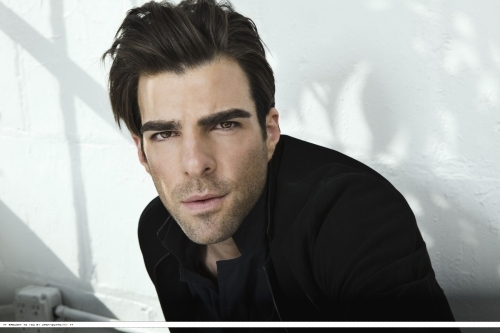 Before playing Spock and becoming a global sex symbol, Zachary Quinto became beliebt playing what character?
