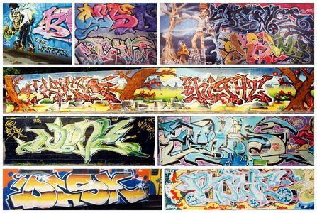 Does Tom like Graffiti?