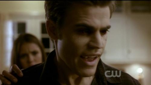 Stefan is transformed into a vampire in...