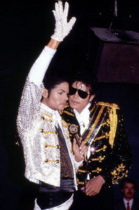 How many wax figures did Madame Tussauds make of MJ?