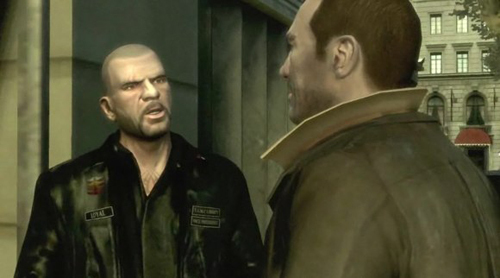 True or False: Johnny Klebitz is intimidated by Niko.