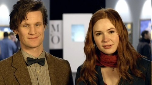 Amy: Our kids would have very very red hair...