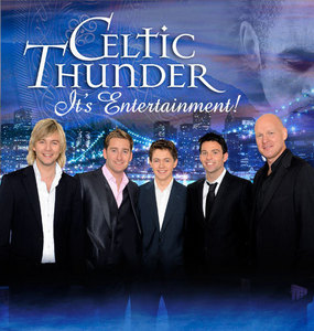 "True or False: The Celtic Thunder ""Christmas"" and Celtic Thunder ""Heritage"" dvd's were both filmed at the Mid Hudson Civic Center in New York?"