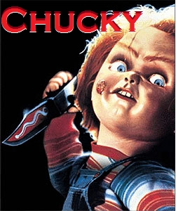 Don Mancini was inspired by ------ to create chucky.