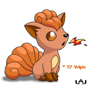 What type of pokemon is Vulpix?(this should be pretty easeh) :]