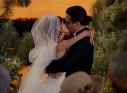 Where did Lois and Clark get married?