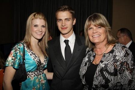 What's Hayden's Mother's Name?