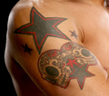 This Tattoo belong to ??