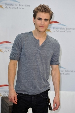 In which TV ipakita Paul Wesley didn't appears?