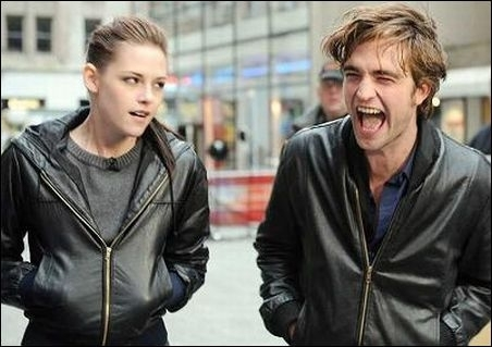 """When Rob does something right or wins something he talks with a different, little voice - like a ____ -year-old."" -Kristen"