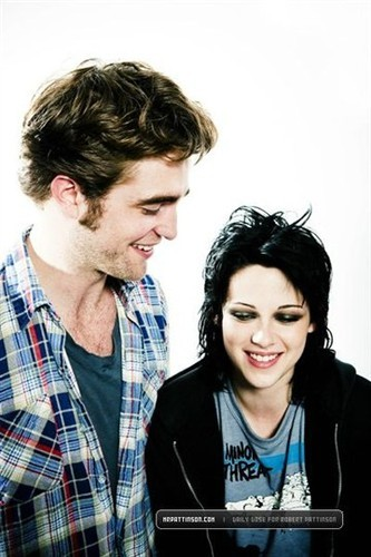 """During the filming of _____ , I realized that she matured a lot and become a real woman."" _Rob on Kristen"
