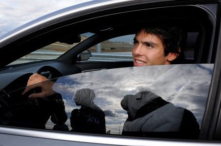 What is Kaka's favourite car?