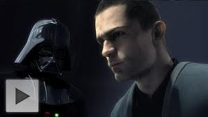 what was the full name of darth vader's secret apprentice's (starkiller) father.