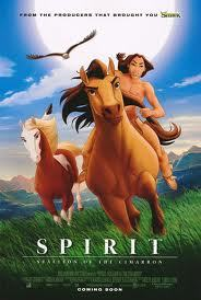 How many years did it take to make Spirit: Stallion of the Cimarron?