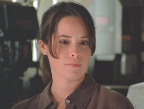 Holly's character Katherine Alden starred in which movie?