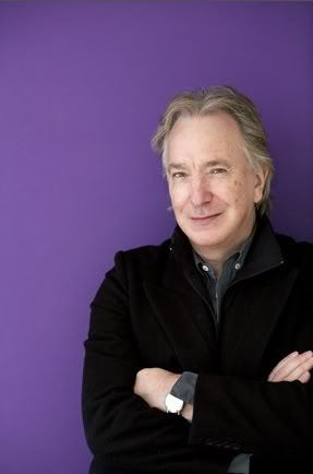 Who is alan Rickman Godson?
