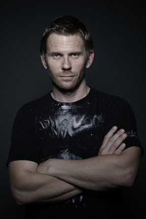 "What paranormal creature is Mark Pellegrino's character ""Bishop"" in BEING HUMAN?"