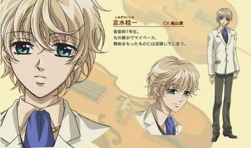 Who is he and which anime?