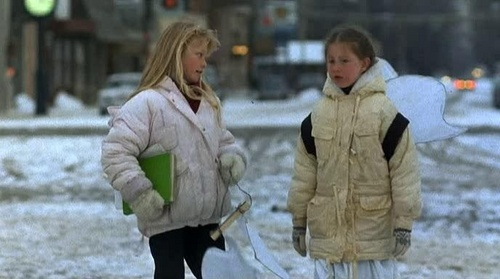 what movie with rebecca harrell and ariana richards ?