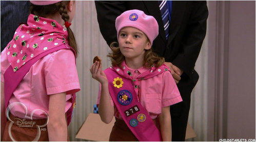what is the name g. hannelius plays ?