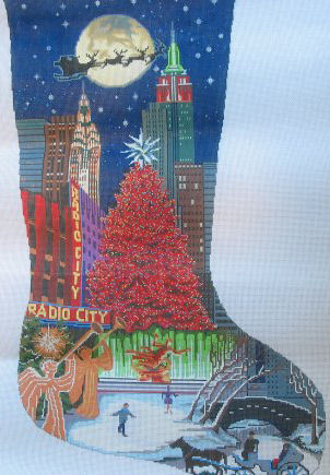stocking -- city ?