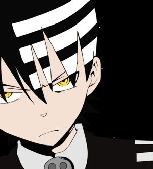 Which anime character have the same voice as Death the Kid?