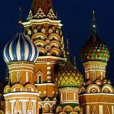 What city is the St Basil Cathedral loated