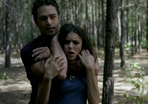 in episode 5 who rescues Elena?