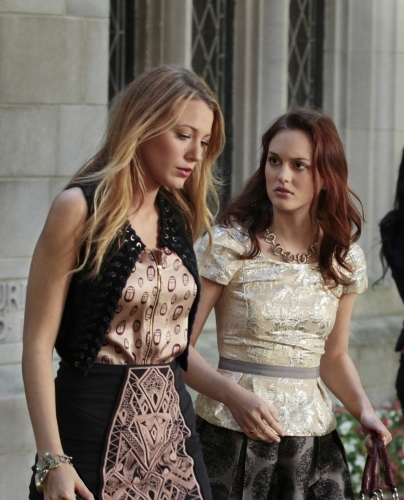 [Blair And Serena] Which episode?