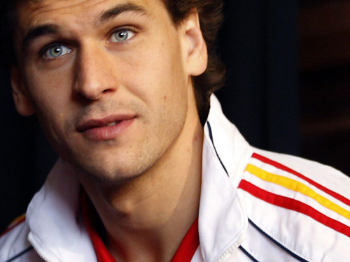 What is the name of Fernando Llorente girlfriend?