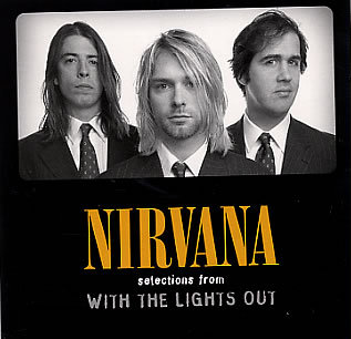 What was Nirvana's first studio album called?
