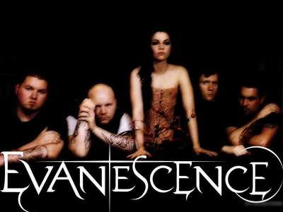What was Evanescence's first studio album called?